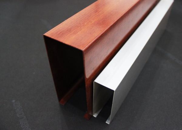 Rectangular tubing aluminum images - Profile aluminium u ...