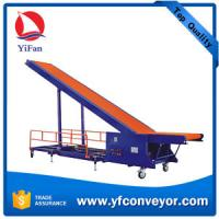 China 50kg bags Truck Loading mobile beltConveyor/Material Hangdling conveying Equipment on sale
