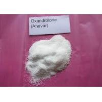 China High Purity Bodybuilding Anabolic Steroids Oral Oxandrolone Anavar 53-39-4 C19H30O3 wholesale