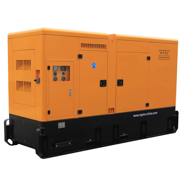 100 Military Diesel Generator Support And Land Based Power