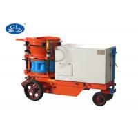 China 7m3/H Working Capacity Concrete Spraying Machine For Dry And Wet Spraying on sale