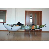 China Rotational Single Kayak Fishing Boats LLDPE Material With Flush Mounted Rod Holder wholesale