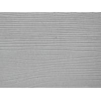 China Smooth Wood Grain Fiber Cement Board , Fibre Cement Sheet Cladding For Building wholesale