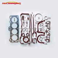 China For TOYOTA COROLLA Coupe (AE86) 1.5 L Engine parts 3ALU 3AU car Spare Parts Overhaul Package 04111-15051 50125700 wholesale