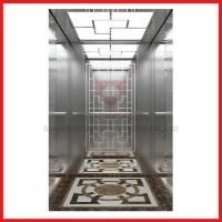 Buy cheap Stainless Steel Door Design Lifts Small Home Elevator for 5 Persons from wholesalers