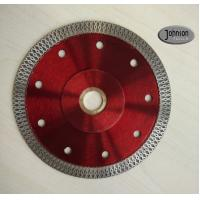China 125mm Sintered Cyclone Mesh Turbo Diamond Blade for Ceramic Tile on sale