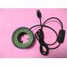 China LED ring light microscope illumination USB interface brightness adjustable wholesale
