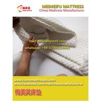 Cheap Knitted Fabric Mattress Cover invisible zipper for foam mattress