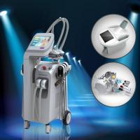 China Adjustable Vertical Lipo Laser Machines Cryotherapy Handle 800w 635nm wholesale
