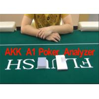 China Latest Version All In One AKK K1 Poker Analyzer For Playing Cards Gambling Cheat wholesale
