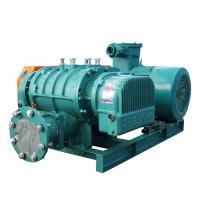 Roots blower used for wastewater aeration