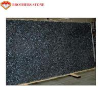 China Blue Pearl Granite Stone Tiles Slabs Customized Size CE Certification wholesale