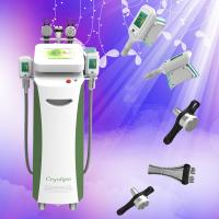 China Newest Cryolipolysis Fat Dissolved Machine With Cold Wave Cooltherapy Beauty Equipment wholesale