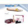 China Cuerpo micro del oro de las agujas de la plata 12 de Needling Dermapen de la mano inalámbrica wholesale