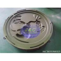 China Popular Precision Rotational Molding Roto Moulder With  Coating Mirror Panel wholesale