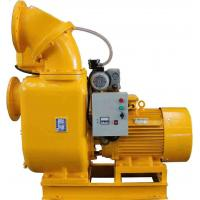 China 2018 hot one sale factory price Diesel Engine Driven Self Priming Trash Sewage Pump on sale