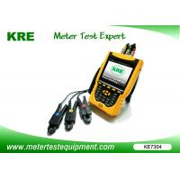 China Handhled Portable Meter Tester Three Phase Accuracy 0.3 5.1 Inch Color LCD Display wholesale