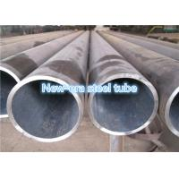 China 45 - 500mm OD Lined Steel Pipe, Hot Rolled Seamless Steel Pipe For Gas / Oil Transportation wholesale