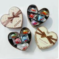 China OEM Custom Plain Lubricated Condoms Sexy Pleasure With Heart Shape Packaging wholesale