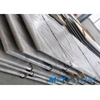 China Inconel 825 / 718 Steel Nickel Alloy Sheet For Gas And Oil Industry wholesale