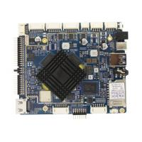 China LVDS EDP Display Interface Micro Linux Board , RK3399 GPIO UART TTL Embedded System Board wholesale