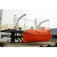 China Life-saving free fall life boat with CCS/ABS/DNV Certificate for sales wholesale