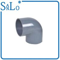 Hose 180 Degree Plastic Pipe Elbow Joint For Directly Welded Flange Connection