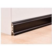 China 7cm Eco-friendly PVC Skirting Board For Modern Kitchen Decorative wholesale