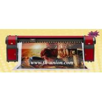 China Large Format Outdoor Solvent Printer with Konica Printheads wholesale