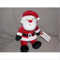 China Promotional Holiday Plush Toys Carter'S Just One You Small Stuffed Santa wholesale