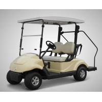 China EQ9022 48V 3KW 2 seats electric golf cart with solar panel/new energy wholesale