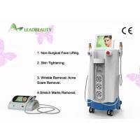 China 5MHz SRF and MRF Skin Rejuvenation Machine Fractional RF Microneedle for clinic wholesale