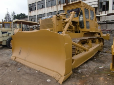 Quality d8k caterpillar track bulldozer Liberia D8H for sale