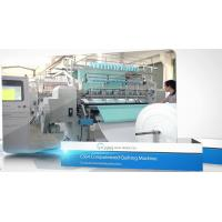 China Computerized Industrial Multi Needle Quilting Machine 64 Inches Lockstitch Shuttle Type wholesale