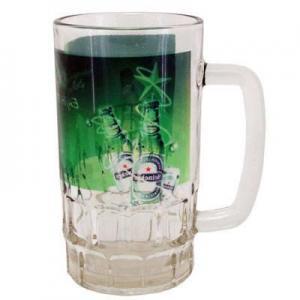 China 22oz Glass Beer Mug on sale