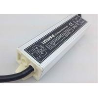 China Short Circuit Protection LED Waterproof Driver , 12V 2.5A Switching Power Supply wholesale