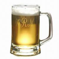 China Beer Mug, Suitable for Home and Hotel Decorations wholesale