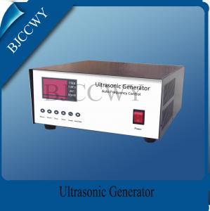 China 900w Digital Ultrasonic Generator Piezo Ceramic Ultrasonic Pulse Generator on sale