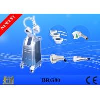 China Newly Updated Handle Cryolipolysis Slimming Machine With Optional 8/10.4inch Touch Screen wholesale