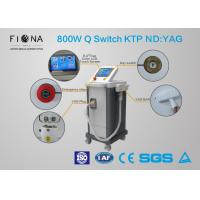 China High Speed Home Laser Tattoo Removal Machine , Tattoo Laser Equipment 1320nm wholesale