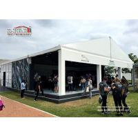 China UV Prevented  Strong Frame  Outdoor Party Tent For 600 People wholesale