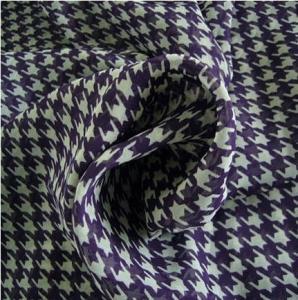 China 100% Polyester Chiffon Printed Fabric wholesale