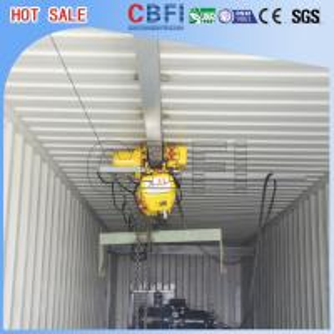 Buy cheap Machine commerciale à haute production de fabricant de bloc de glace avec 20 pi récipient de 40 pi from wholesalers