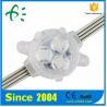 China 奇跡の豆は30mm SMD5050 DC12V IP67 rgbポイント軽い広告によって導かれたライトを導きました wholesale