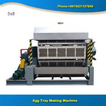 China Paper recycling machinefull automatic paper egg tray producing machine wholesale