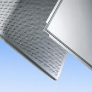 Decorative Aluminum Lay-in Ceiling Tiles, Metal Ceilings, Acoustical Ceilings