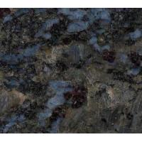 China Butterfly Blue Granite Tile & Slab wholesale