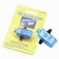 China Promotional LED Finger Torch, Ideal for Promotional Gifts wholesale