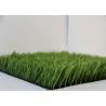 Pile Height 60MM Soccer Artificial Grass , Football Field Artificial Turf