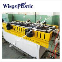China HDPE Double Wall Corrugated Pipe Extruder Machine / DWC Drainage Pipe Production Line on sale